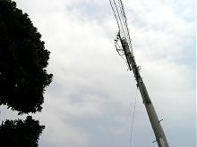 2007.07.27 梅雨明けの静岡の空