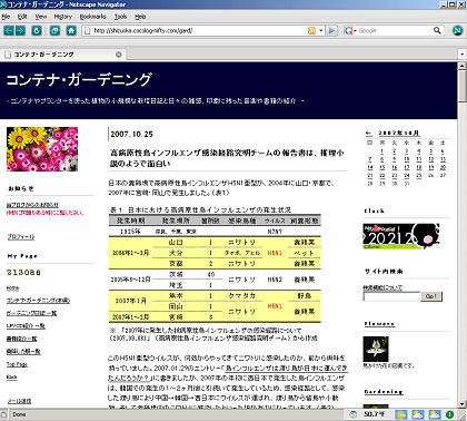 Netscape Navigator 9.0.0.1