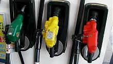 僕の利用しているセルフ式ガソリンスタンドの給油口