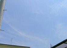 2008.07.19の静岡の空