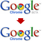Google Chrome が正式版に
