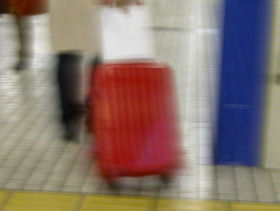 JR京都駅 新幹線ホーム