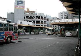 新静岡バスターミナル
