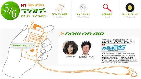 ラジオデーの概要/NHK