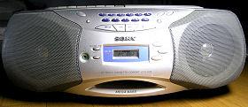 今、僕が使っているラジオ