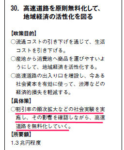 民主党 政権政策 Manifesto 2009.07.27/民主党 P20