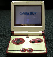 GAME BOY ADVANCE SP/Nintendo