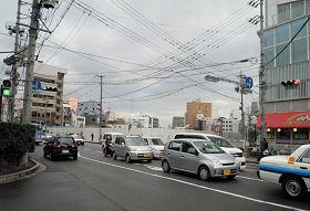 新静岡センター跡地 2010.03.18撮影