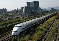 300系新幹線 JR東海 (2008.10)