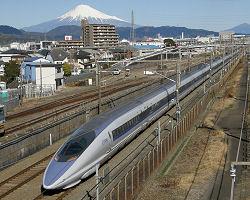 500系新幹線 JR西日本 (2009.02)
