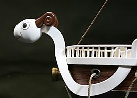 ゴーイング・メリー号のフィギュアヘッド