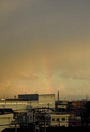 2011.03.02 17:25 富士市 東の空