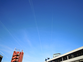 2011.05.31 07:04 JR静岡駅南口付近