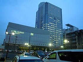 2011.05.31 18:52 JR静岡駅南口付近