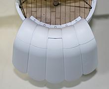 ゴーイング・メリー号 フライングモデルの尾翼