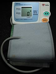 電子血圧計 オムロン HEM-762