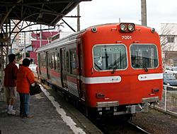 岳南鉄道 7000系