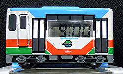 天竜浜名湖鉄道 TH1形の目覚まし時計