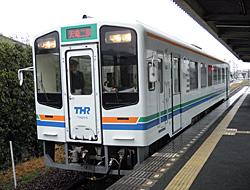TH2100形 掛川市役所前駅
