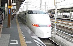 掛川駅 7:32発 下り こだま697