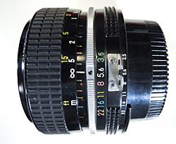 Nikkor 28mm f:3.5