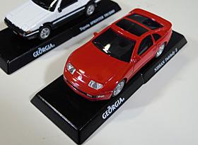 フェアレディZのミニュチュアカー