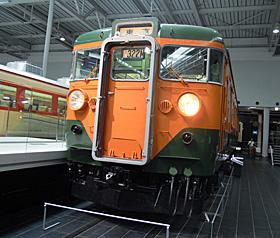 111系中距離電車の先頭車両