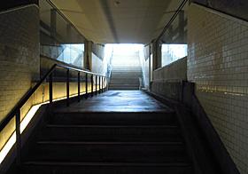 旧万世橋駅 1935階段