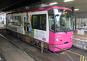 都電 荒川線 8800形 王子駅 2013