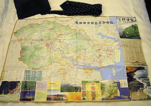 中国浙江省臨海市の地図