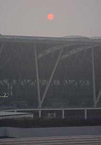 上海浦東国際空港第二ターミナル