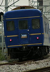 寝台特急 あけぼの号 2008.08.06