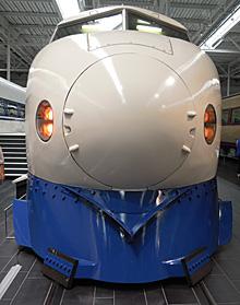 0系21型式新幹線/リニア・鉄道館