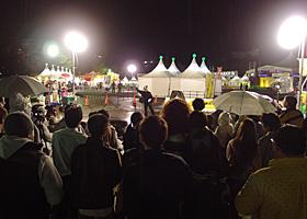 大道芸ワールドカップ in 静岡 2014 駿府城公園
