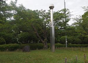 基本電子基準点 No.93081 国土地理院(静岡市葵区)
