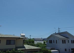 静岡市葵区平野部 2015.07.20