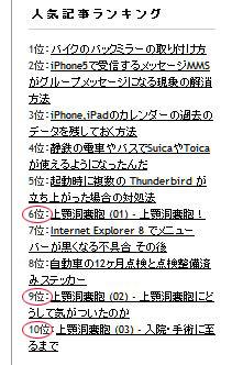 「コンテナ・ガーデニング」エントリーのアクセスランキング (2015.08.29~09.05)