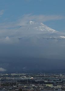 富士山 2015.11.11 富士市本市場