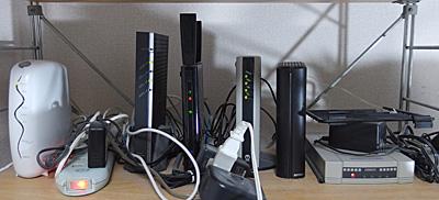 現在のネットワーク環境