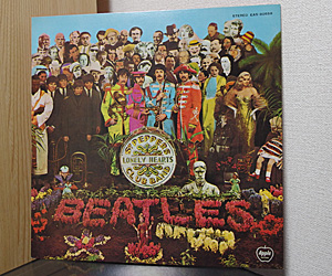 STG.PEPPERS LONELY HEART CLUB BAND/THE BEATLES