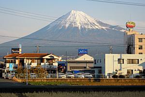 富士山 2011.01.04 富士市j本市場