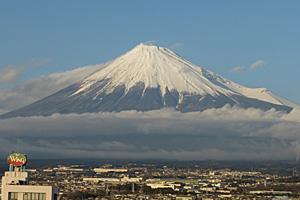 富士山 2016.01.18 富士市本市場