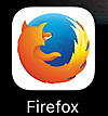 Firefox for iPhone