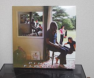 LPレコード UMMAGUMMA/PINK FLOYD