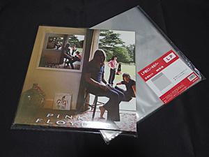 LP用ビニール・カバー50枚セット/DISKUNION