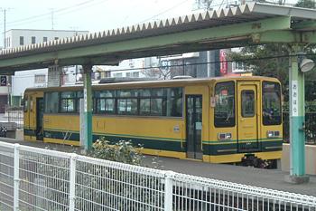 いすみ鉄道 いすみ200型気動車 2006.12