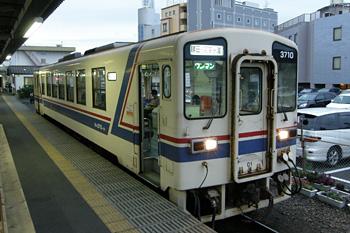 ひたちなか海浜鉄道 キハ3710型気動車 2009.08