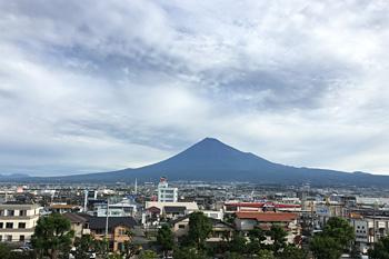 富士山 2016.09.26 富士市本市場