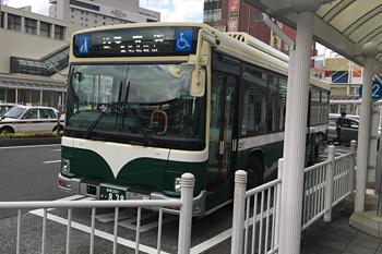 しずてつジャストラインの路線バス