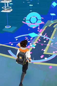 Pokémon GO のポケストップ
